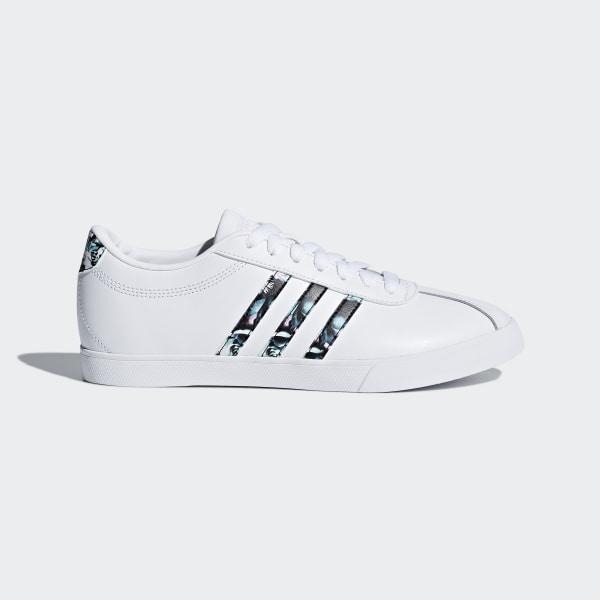 zapatillas casual de mujer courtset adidas