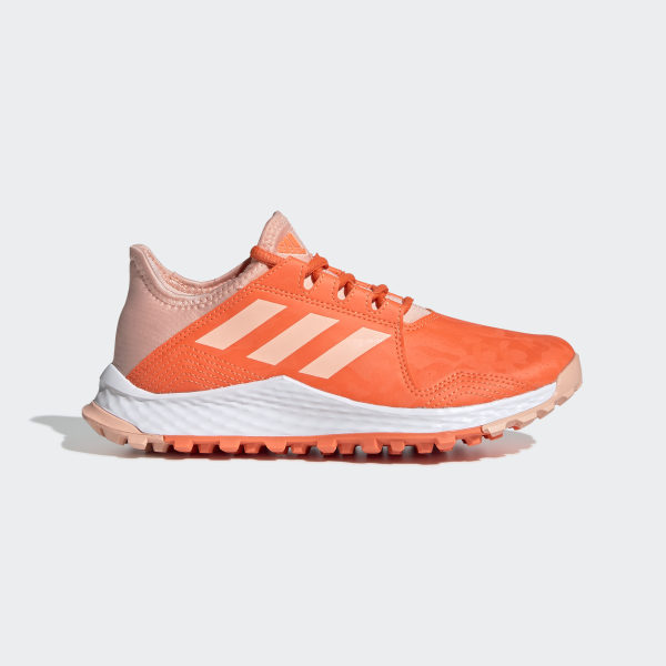 release date: sale usa online various colors Chaussure Hockey Youngstar - Orange adidas | adidas France