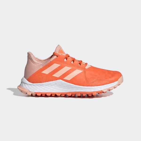 zapatillas adidas naranjas