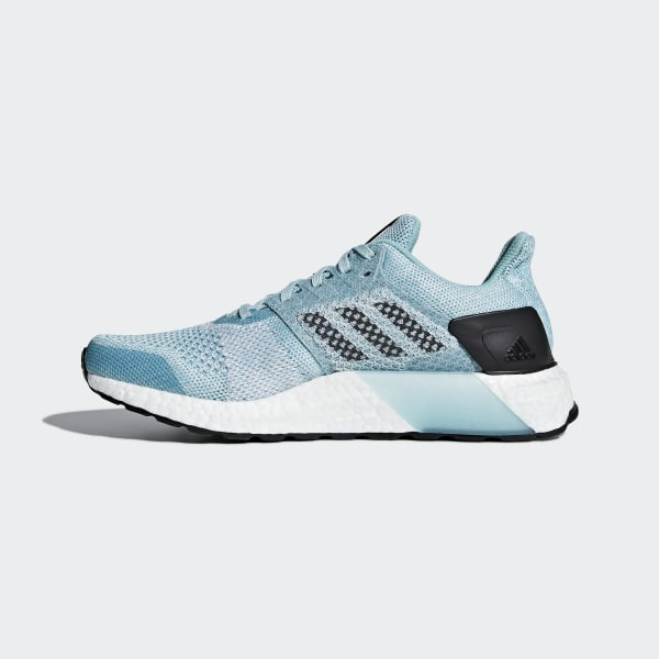 adidas Ultraboost ST Parley Shoes Blue | adidas Australia