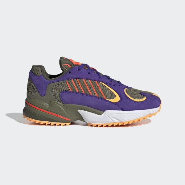 adidas Yung 1 Trail Shoes Green   adidas US