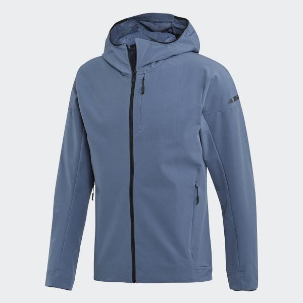 jaqueta adidas tivid fleece feminina