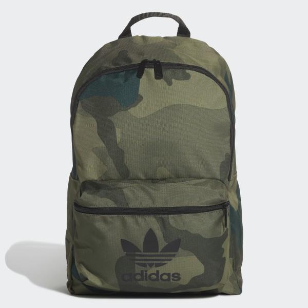 Adidas Backpack | Navy Camo Edition