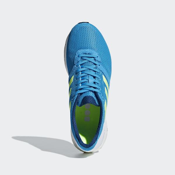 adidas Adizero Adios 4 Schuh Blau | adidas Deutschland