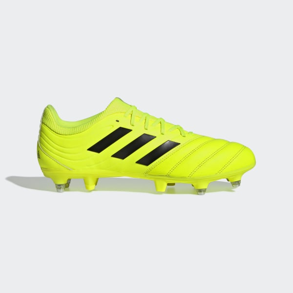 Scarpe da calcio Copa 19.3 Soft Ground - Giallo adidas | adidas Italia