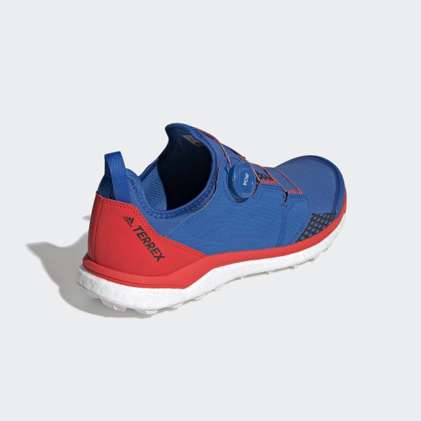 adidas Terrex Agravic Boa Shoes Blue | adidas Ireland