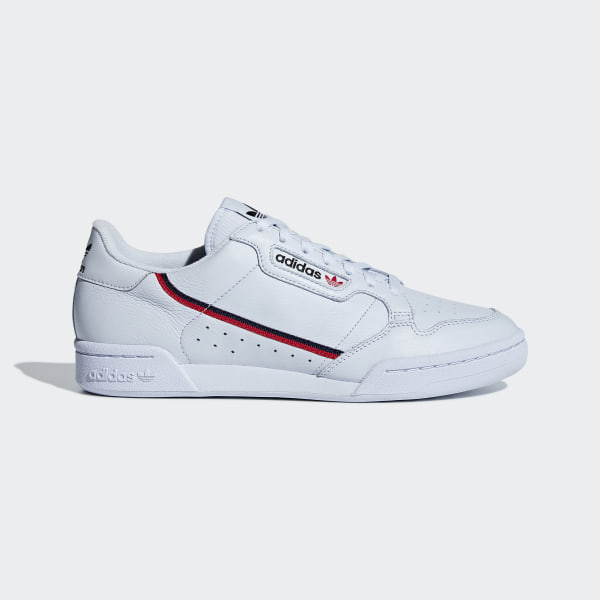 adidas Continental 80 Shoes - Blue | adidas Australia