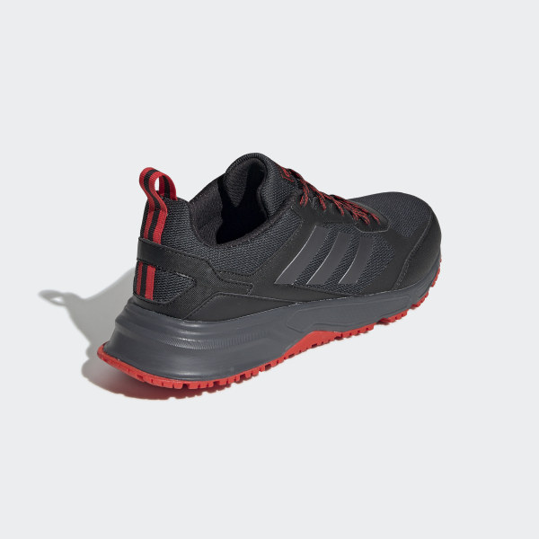adidas Rockadia Trail Running Shoes in Black for Men Save