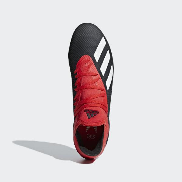 Chaussure X 18.3 Terrain synthétique Noir adidas | adidas