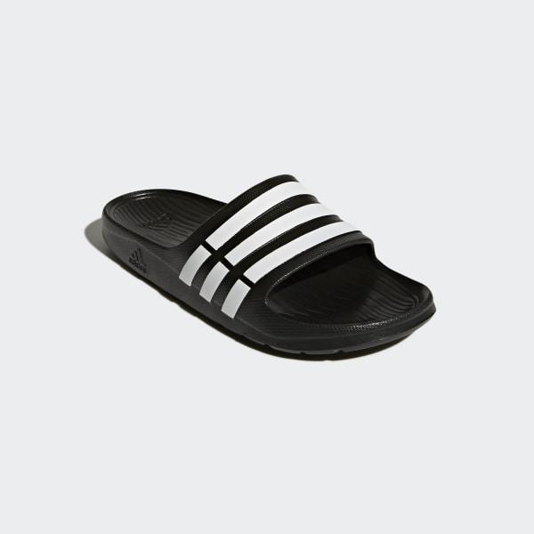 adidas Duramo Slides Black | adidas US