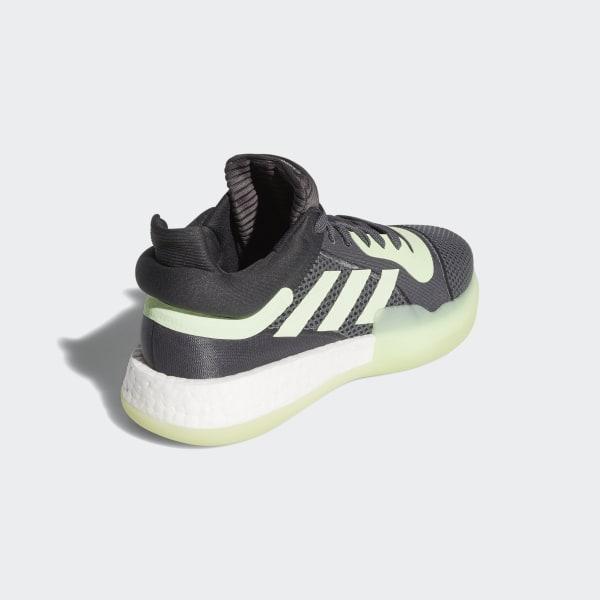sklep zniżka niska cena adidas Marquee Boost Low Shoes - Szary | adidas Poland