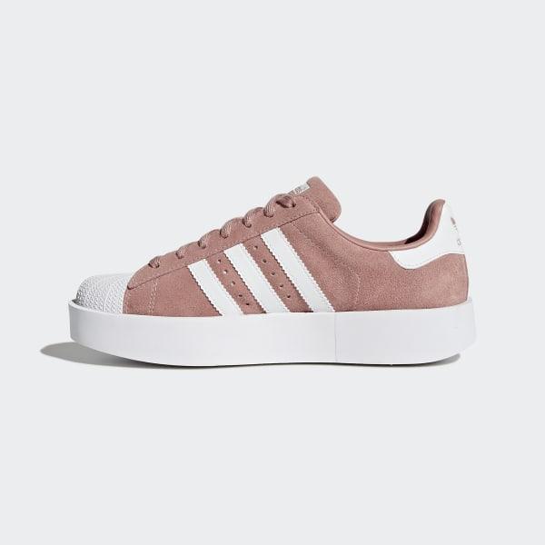 adidas rosa veludo