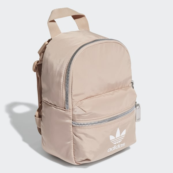 adidas Originals Big Logo Dark Pink Backpack | Stylish