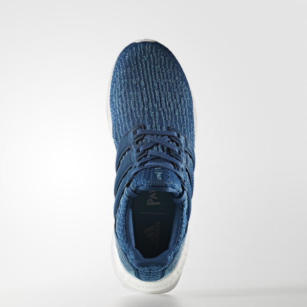 adidas Men's Ultra Boost Parley Shoes Blue | adidas Canada