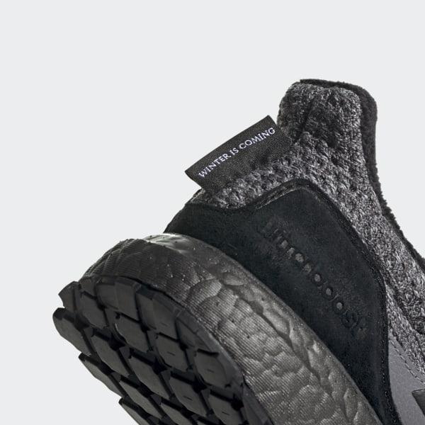 adidas x Game of Thrones House Stark Ultraboost Shoes Grey | adidas Australia