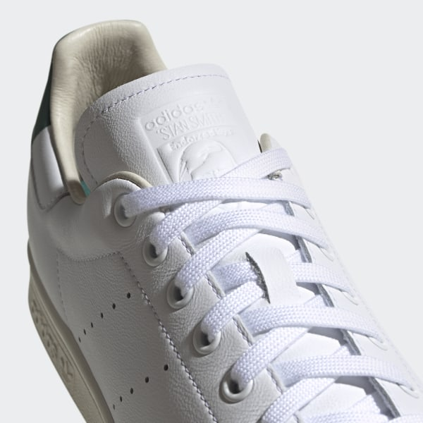 Stan Smith Shoes Cloud White / Collegiate Green / Off White EE5789