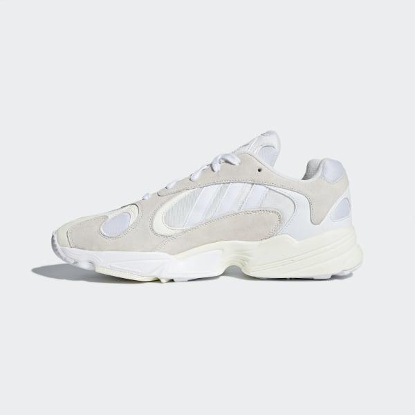 Details zu Adidas Yung 1 weiß B37616 Sneaker Originals Männer Schuhe