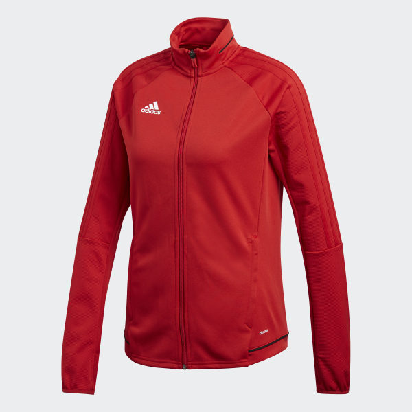 Veste d'entraînement Tiro 17 Rouge adidas | adidas France