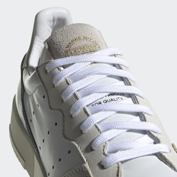 Supercourt Shoes Crystal White / Chalk White / Off White EE6024