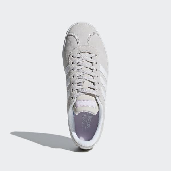 adidas vl court suede ladies scarpe da ginnastica
