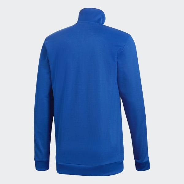 Blue CE1998 Mens ADIDAS Original Beckenbauer TT Track Top Jacket