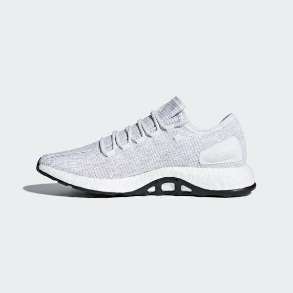 adidas BB6277 Pure Boost Schuhe in weiß