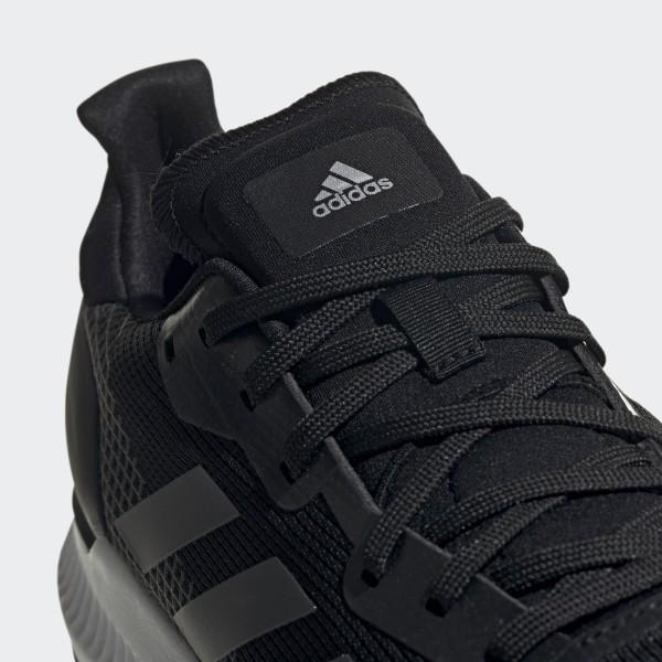 adidas schuhe schwarz dicke solle