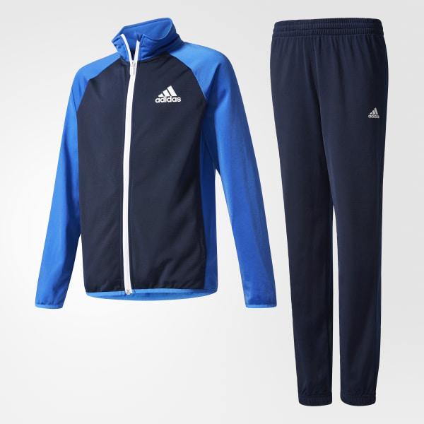 Buzo deportivo ENTRY Niños Azul adidas   adidas Peru