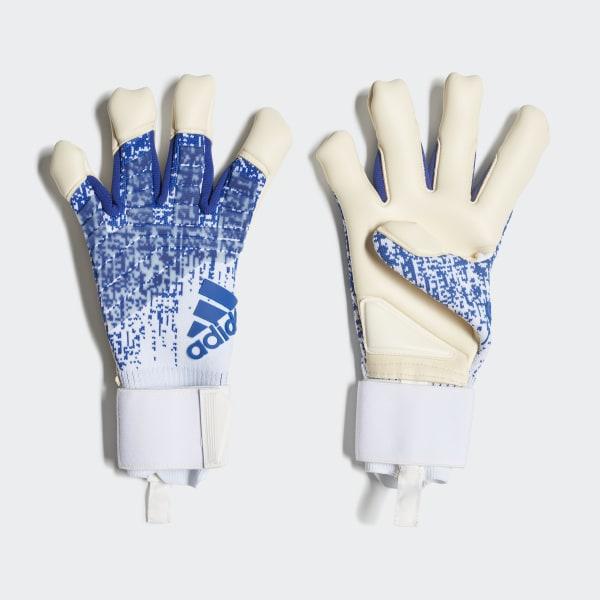 adidas Predator Pro Hybrid Gloves - Blue | adidas US