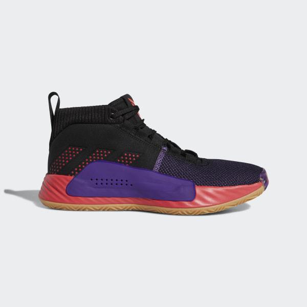 całkiem miło jakość nowy koncept adidas Dame 5 Shoes - Black | adidas Australia
