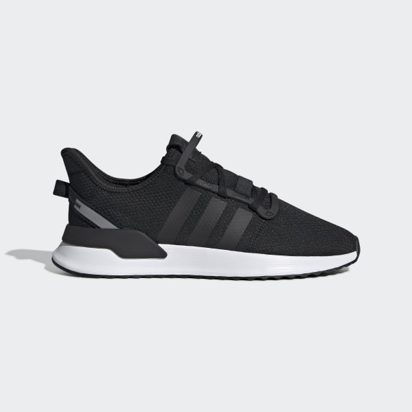 Adidas Clover X_PLR Men's Women's Retro Fashion Sneakers Running Shoes Rubber Shoes Black White