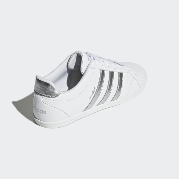 adidas VS CONEO QT Women's Sneakers, White, 4.5 UK (37 13