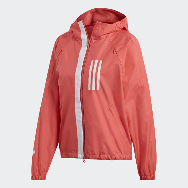 Simple Hiking Jackets A24h5639   Adidas Light Down Hooded