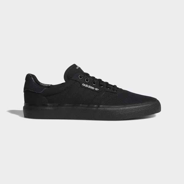 adidas 3MC Vulc Shoes Black | adidas UK