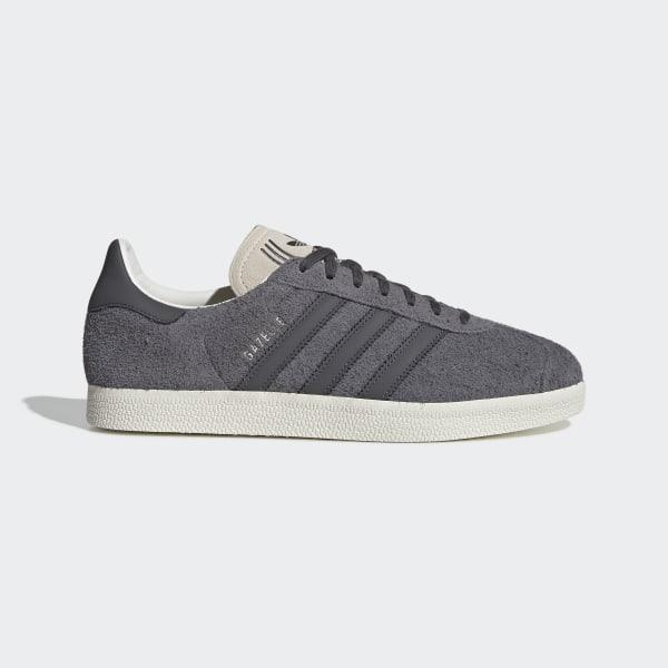 adidas Gazelle Shoes Grey | adidas UK