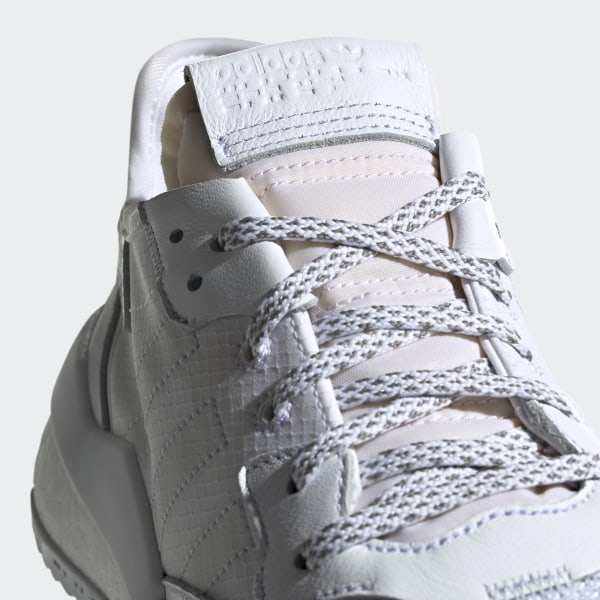 Adidas Nite Jogger Ftwr White Crystal White Grey One