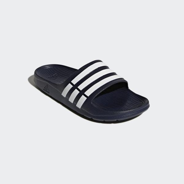 Adidas Duramo Slide dark bluewhite ab 9,95