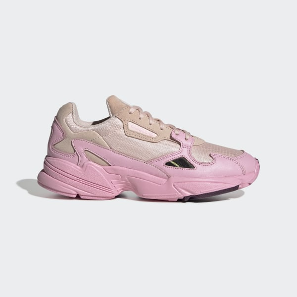 wholesale online look out for new concept adidas Falcon Shoes - Pink | adidas Finland