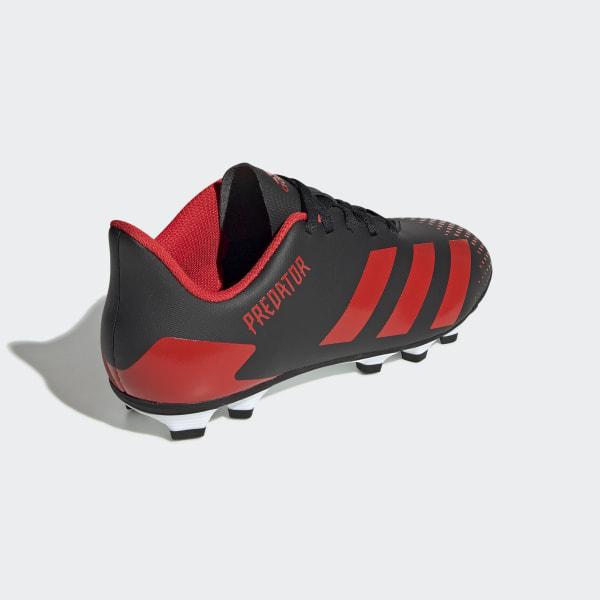 Boys Black Super Soft Footy Mad Football Socks 3 Pair Multi Pack