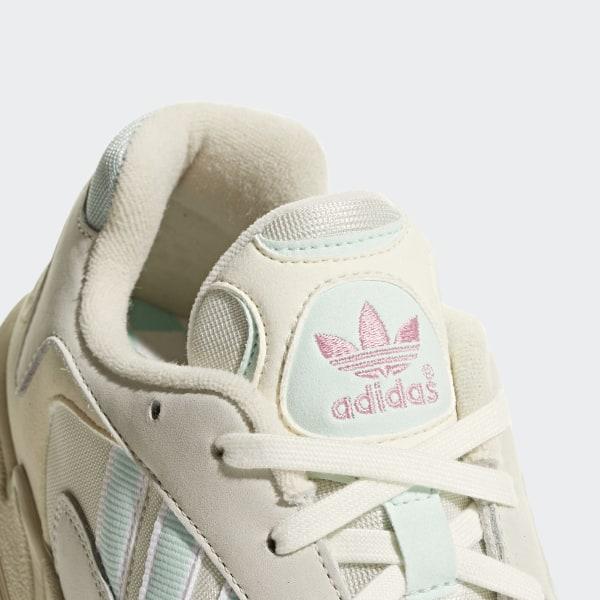 Yung-1 Shoes Beige / Ice Mint / Ecru Tint CG7118