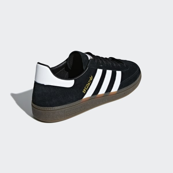 Handball Spezial Sneakers In Black With Gum Sole