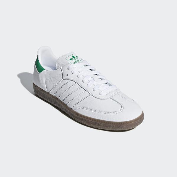 adidas Samba OG Schuh Weiß | adidas Deutschland