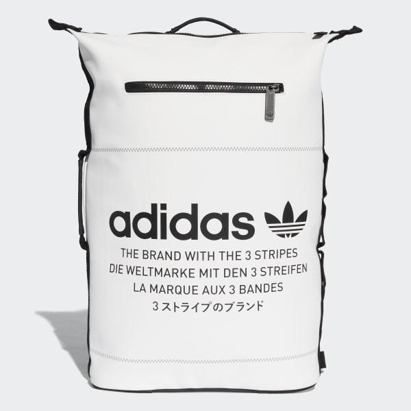 adidas NMD Backpack White | adidas New Zealand