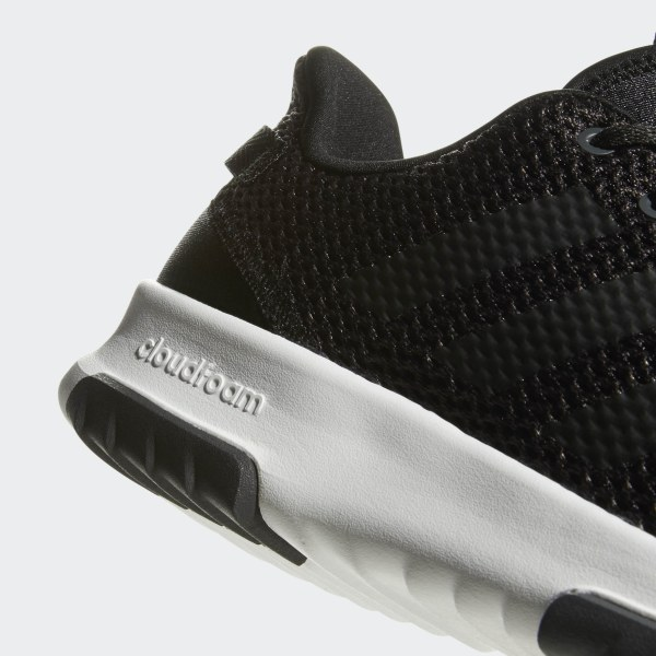 adidas Cloudfoam Racer TR Shoes - Black | adidas New Zealand