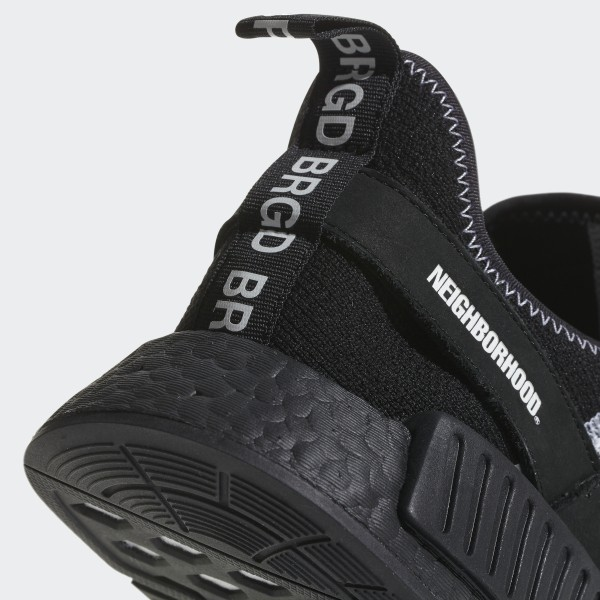 adidas NEIGHBORHOOD NMD_R1_PK Shoes Black   adidas Australia