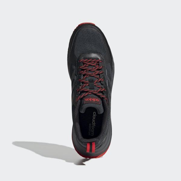 neues Design Adidas Schuhe Rockadia Trail, schwarz, Gr. 43 1