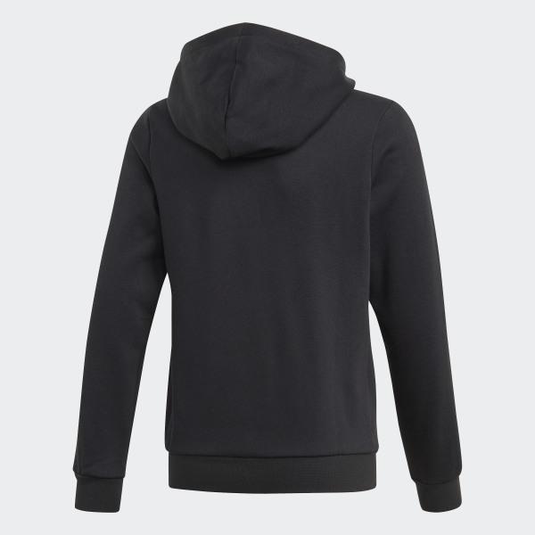 Veste à capuche 3 Stripes Noir adidas   adidas France