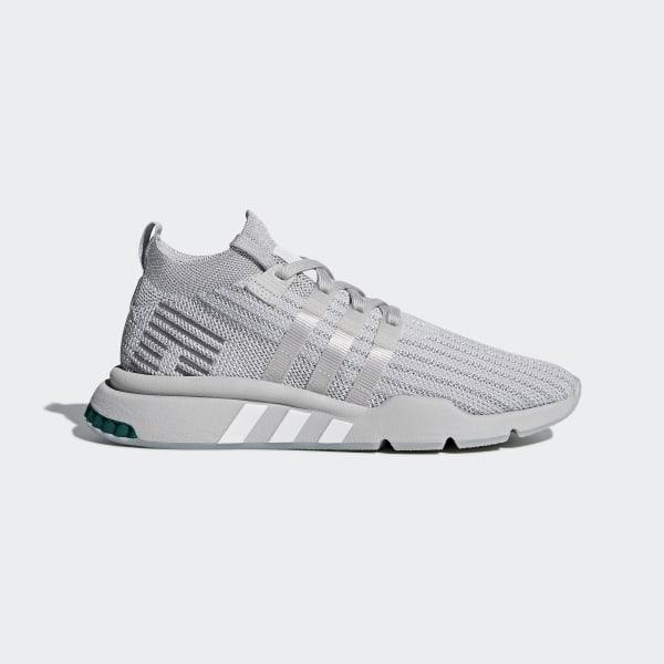 adidas EQT Support Mid ADV Primeknit Shoes Grey   adidas US