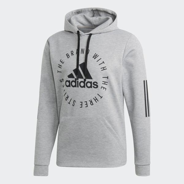 Pullover von adidas in Grau für Herren