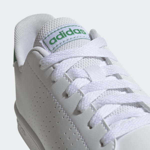 adidas Advantage junior Sneakers Schoenen wit 31